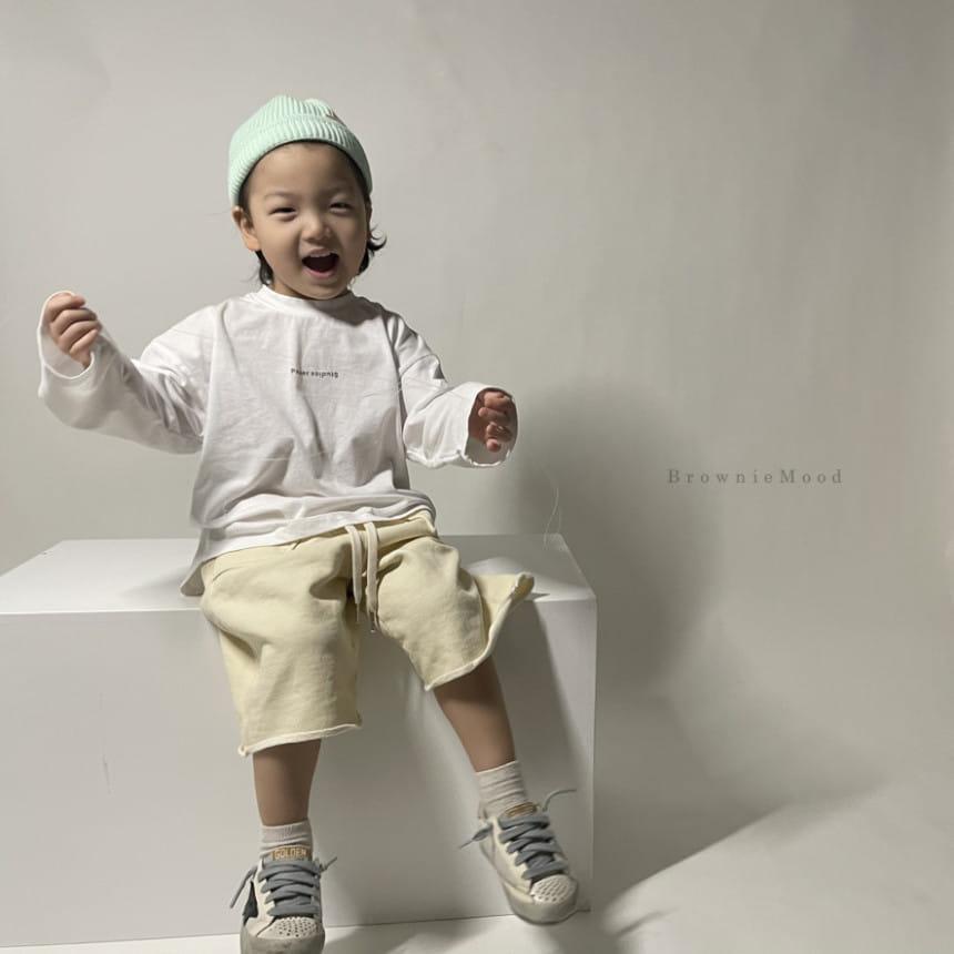 PAPER STUDIOS - Korean Children Fashion - #Kfashion4kids - Milky Pigment Pants - 6