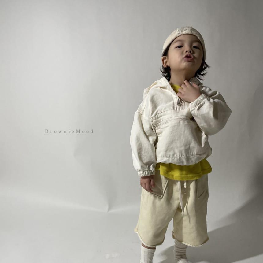 PAPER STUDIOS - Korean Children Fashion - #Kfashion4kids - Milky Pigment Pants - 8