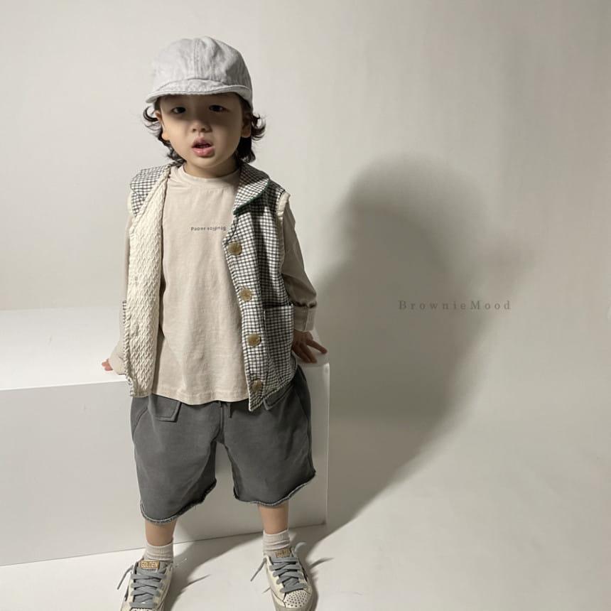 PAPER STUDIOS - BRAND - Korean Children Fashion - #Kfashion4kids - Milky Pigment Pants