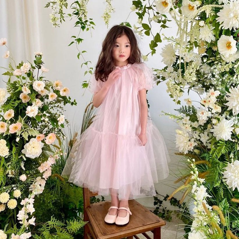 PAPER STUDIOS - BRAND - Korean Children Fashion - #Kfashion4kids - Lena Cha Dress