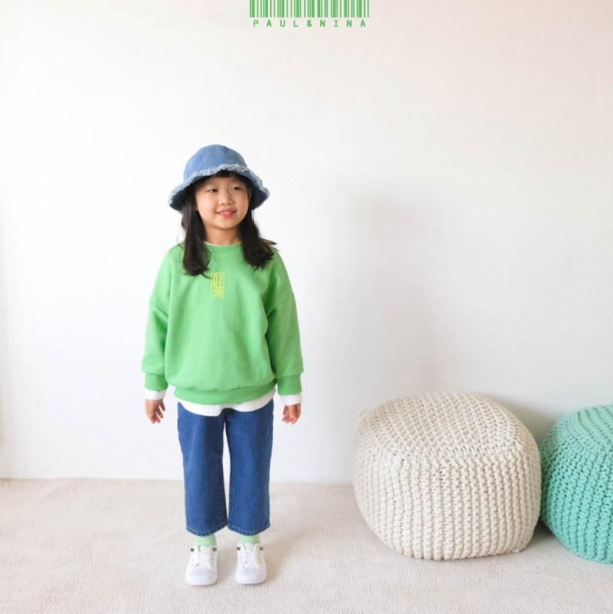 PAUL & NINA - Korean Children Fashion - #Kfashion4kids - 600 Gift Denim Pants - 2