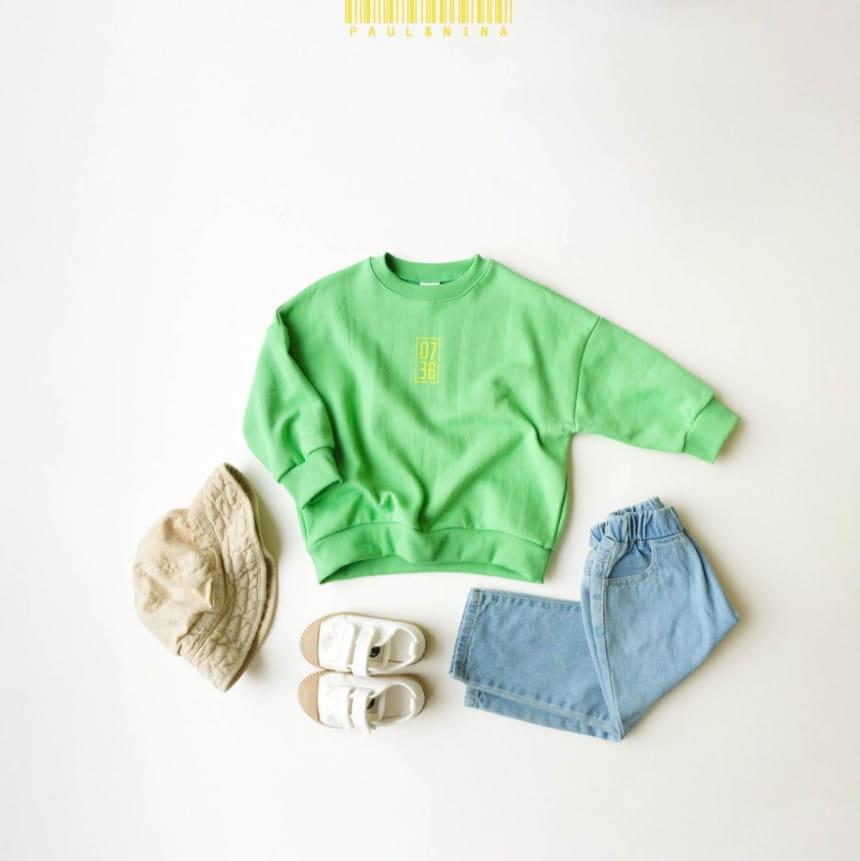 PAUL & NINA - Korean Children Fashion - #Kfashion4kids - 600 Gift Denim Pants - 8