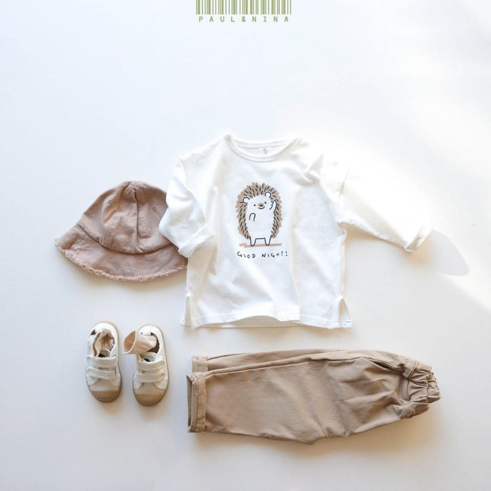 PAUL & NINA - Korean Children Fashion - #Kfashion4kids - Good Night Tee - 6