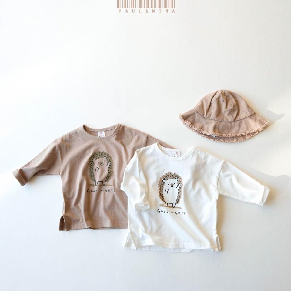 PAUL & NINA - Korean Children Fashion - #Kfashion4kids - Good Night Tee - 7