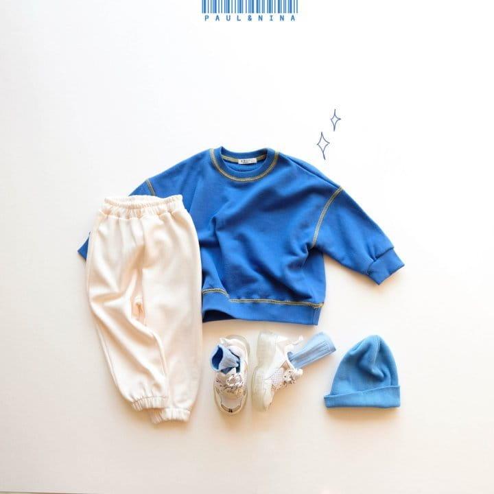 PAUL & NINA - Korean Children Fashion - #Kfashion4kids - New Bongbong Sweatshirt