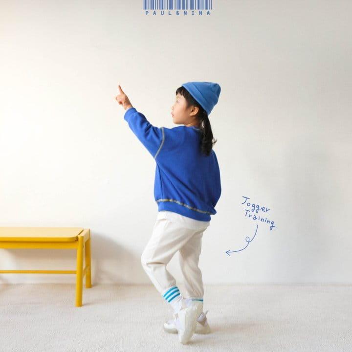 PAUL & NINA - Korean Children Fashion - #Kfashion4kids - New Bongbong Sweatshirt - 10