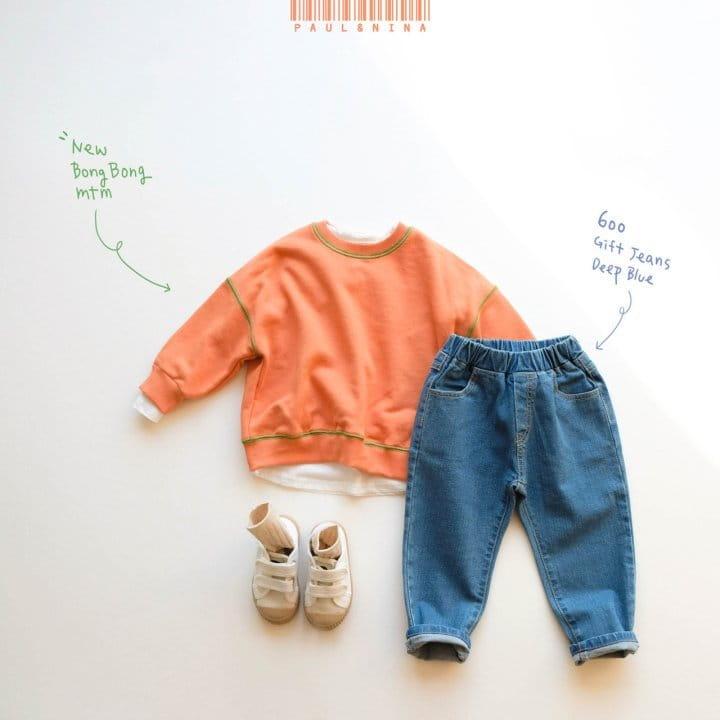 PAUL & NINA - Korean Children Fashion - #Kfashion4kids - New Bongbong Sweatshirt - 11