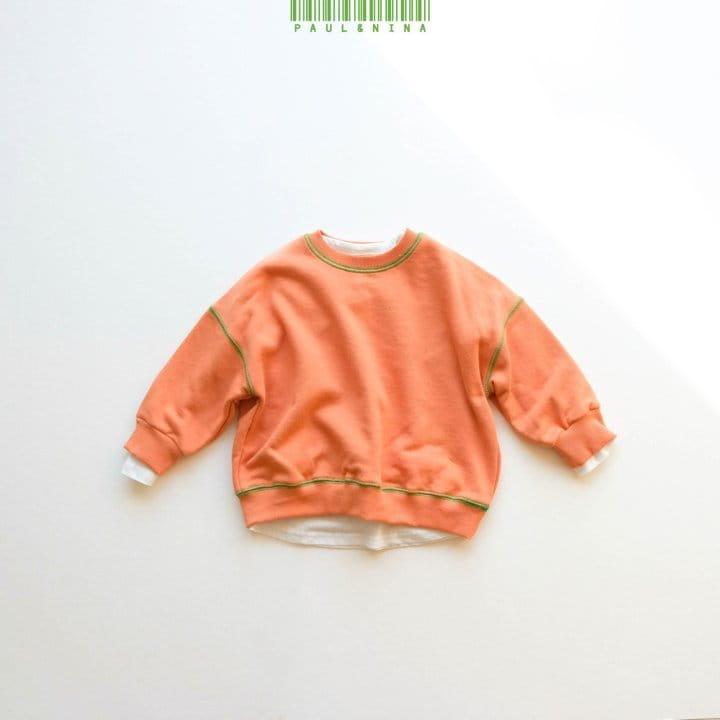 PAUL & NINA - Korean Children Fashion - #Kfashion4kids - New Bongbong Sweatshirt - 2