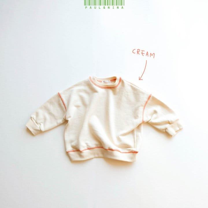 PAUL & NINA - Korean Children Fashion - #Kfashion4kids - New Bongbong Sweatshirt - 3