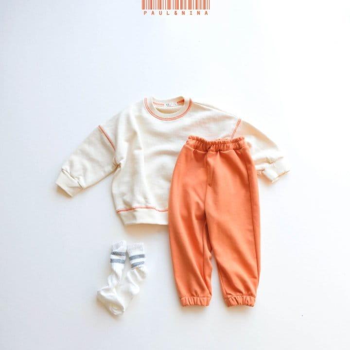 PAUL & NINA - Korean Children Fashion - #Kfashion4kids - New Bongbong Sweatshirt - 4