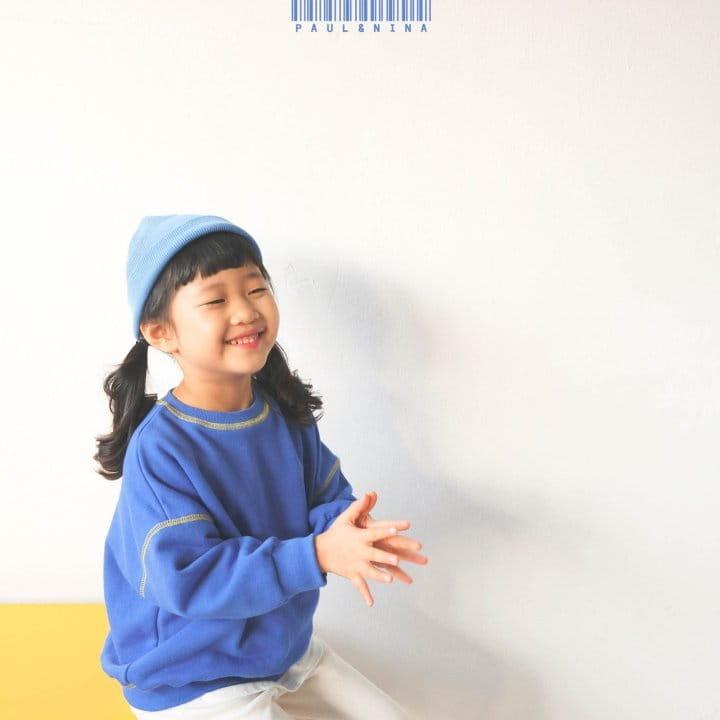 PAUL & NINA - Korean Children Fashion - #Kfashion4kids - New Bongbong Sweatshirt - 5