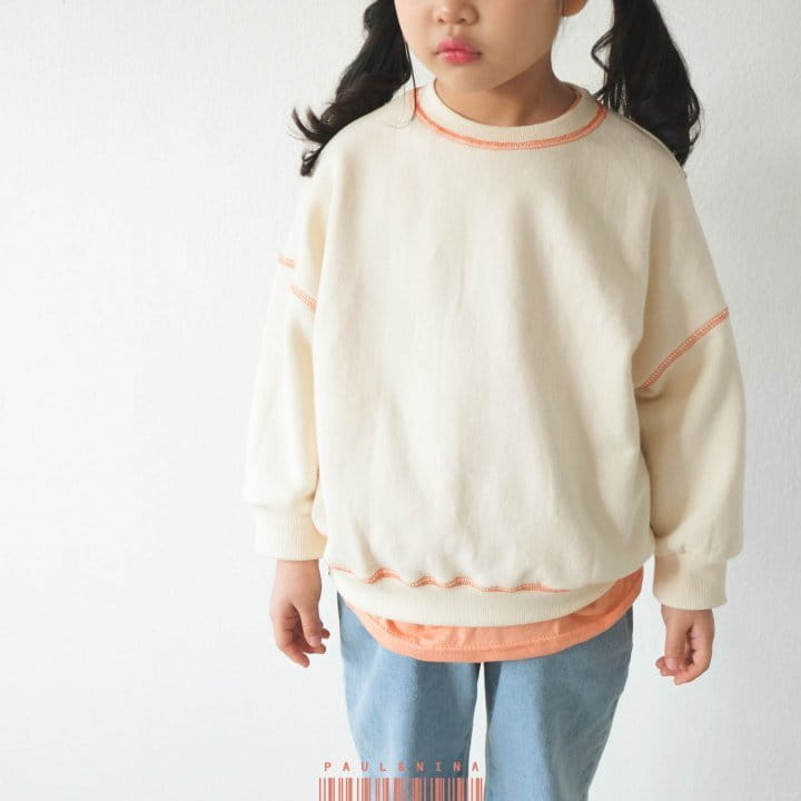 PAUL & NINA - Korean Children Fashion - #Kfashion4kids - New Bongbong Sweatshirt - 6