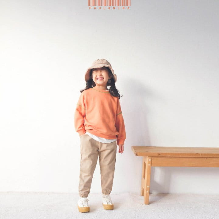 PAUL & NINA - Korean Children Fashion - #Kfashion4kids - New Bongbong Sweatshirt - 7