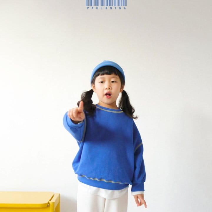 PAUL & NINA - Korean Children Fashion - #Kfashion4kids - New Bongbong Sweatshirt - 8