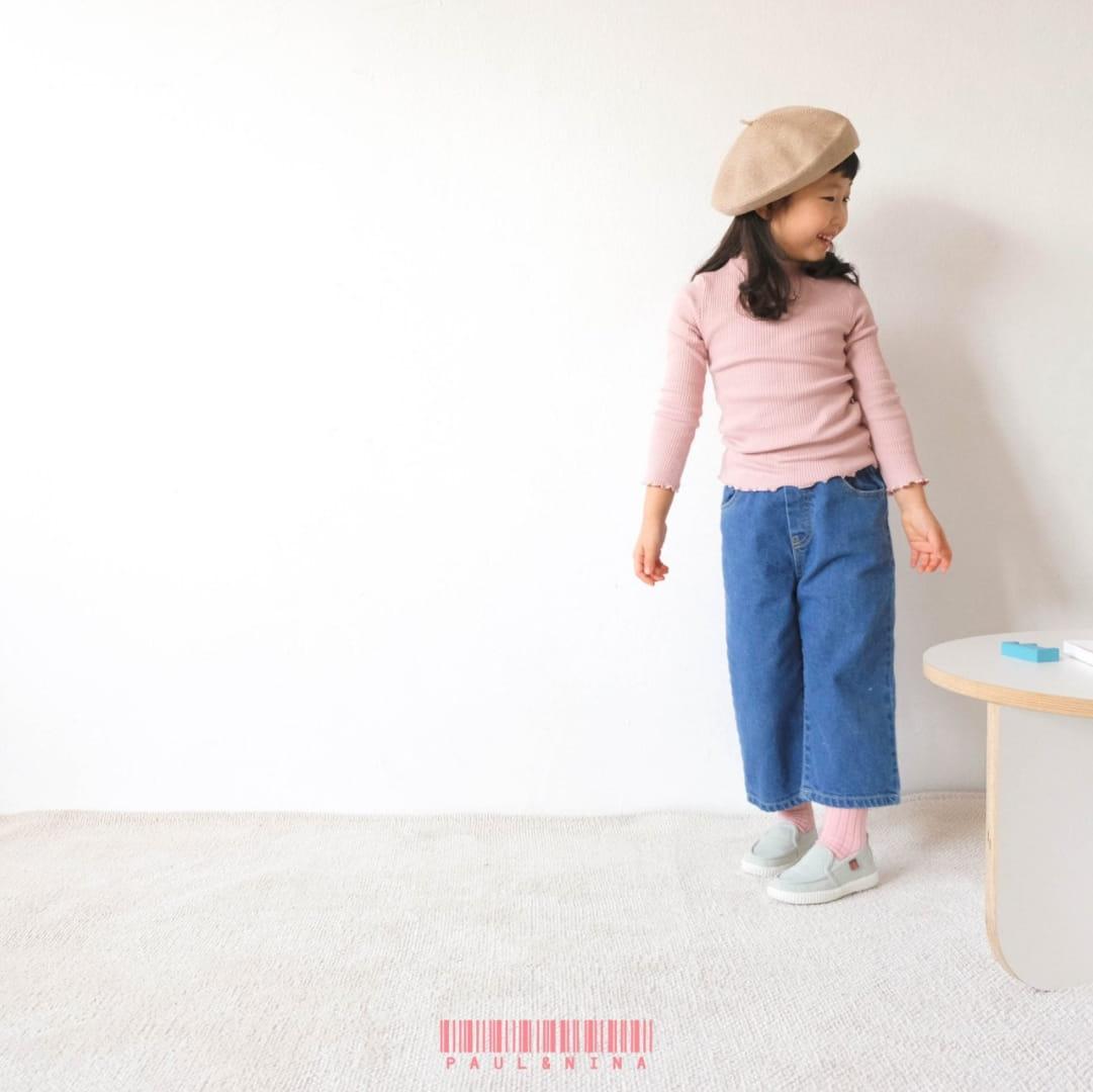 PAUL & NINA - Korean Children Fashion - #Kfashion4kids - 603 Take Jeans - 3