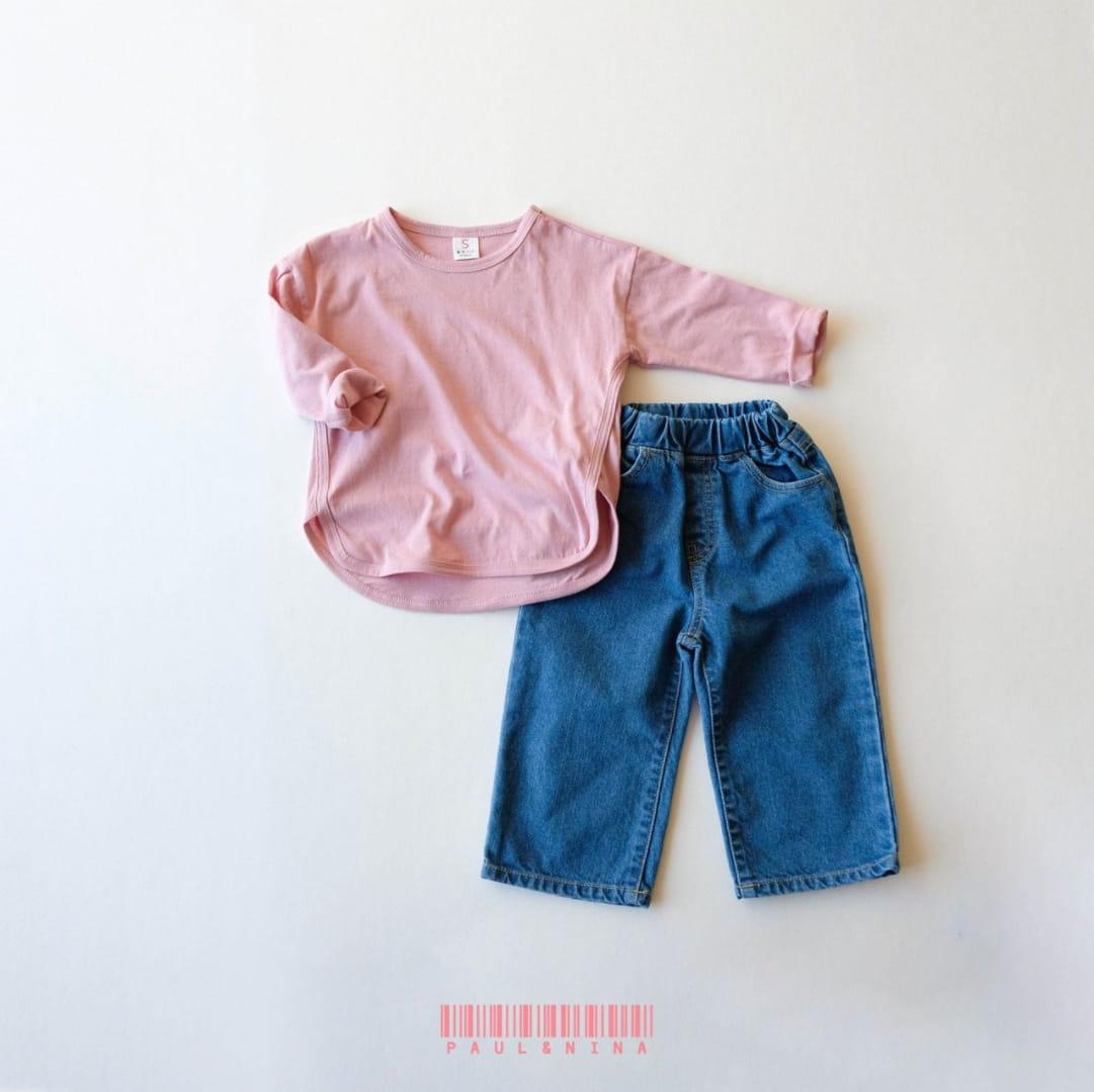 PAUL & NINA - Korean Children Fashion - #Kfashion4kids - 603 Take Jeans - 8