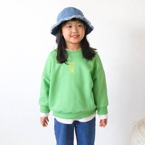 PAUL & NINA - BRAND - Korean Children Fashion - #Kfashion4kids - 0736 Sweatshirt