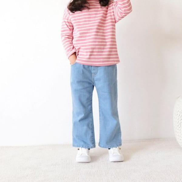 PAUL & NINA - BRAND - Korean Children Fashion - #Kfashion4kids - 604 Straight Jean