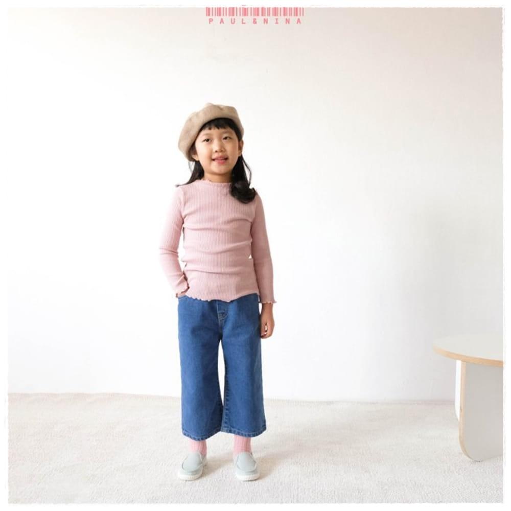 PAUL & NINA - Korean Children Fashion - #Kfashion4kids - Spring Rip Tee