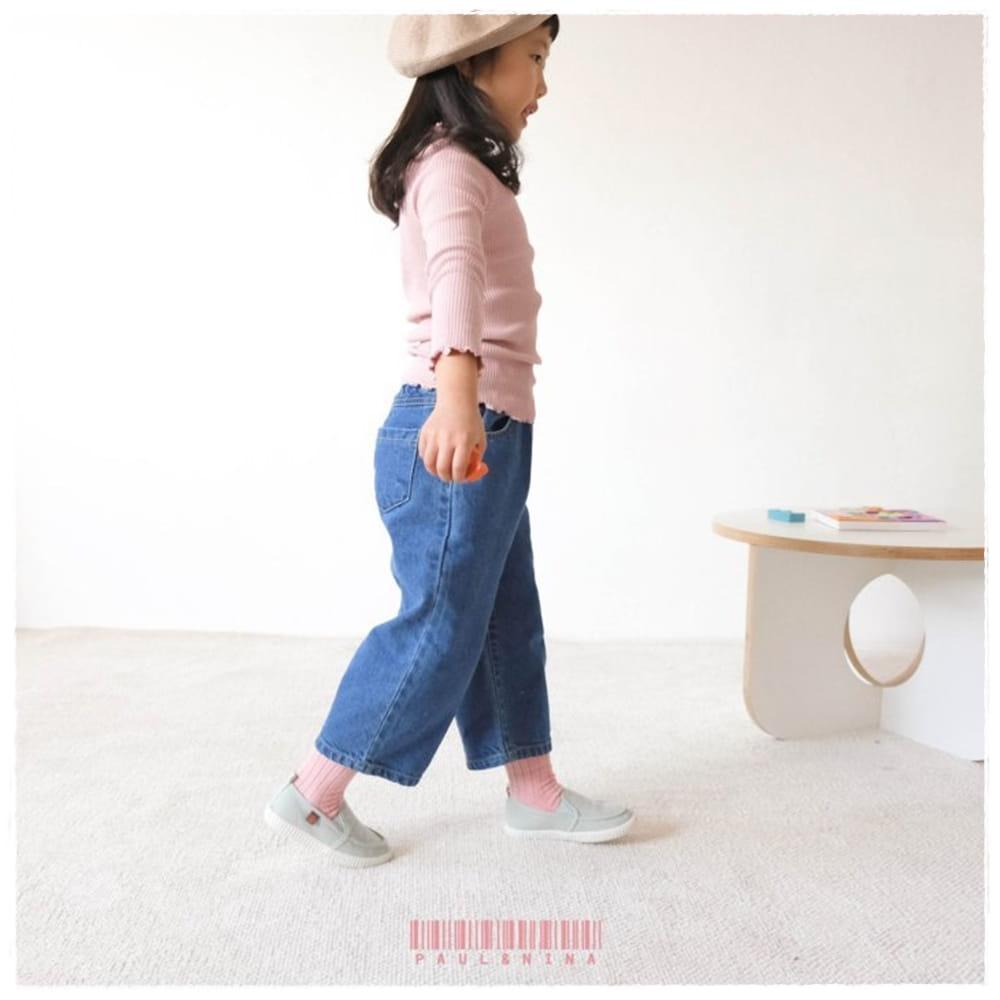 PAUL & NINA - Korean Children Fashion - #Kfashion4kids - Spring Rip Tee - 2