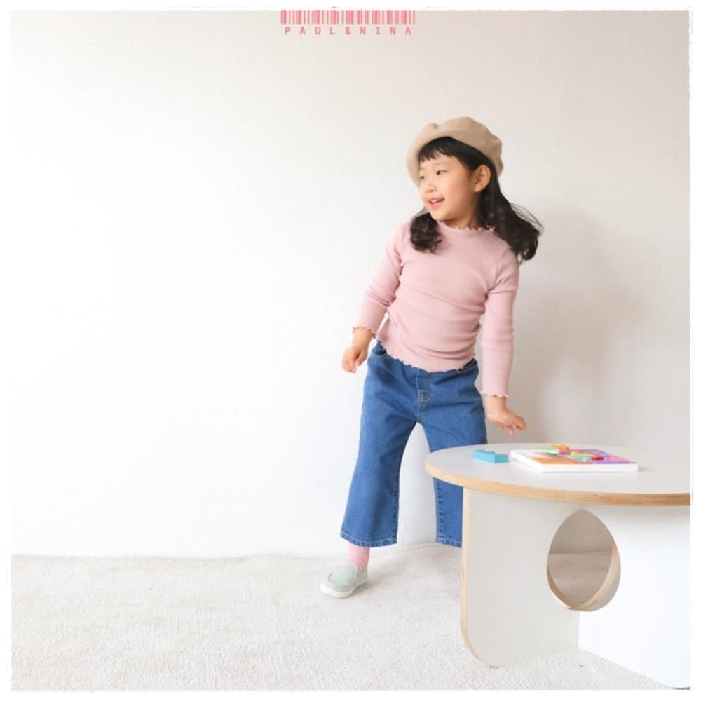PAUL & NINA - Korean Children Fashion - #Kfashion4kids - Spring Rip Tee - 3