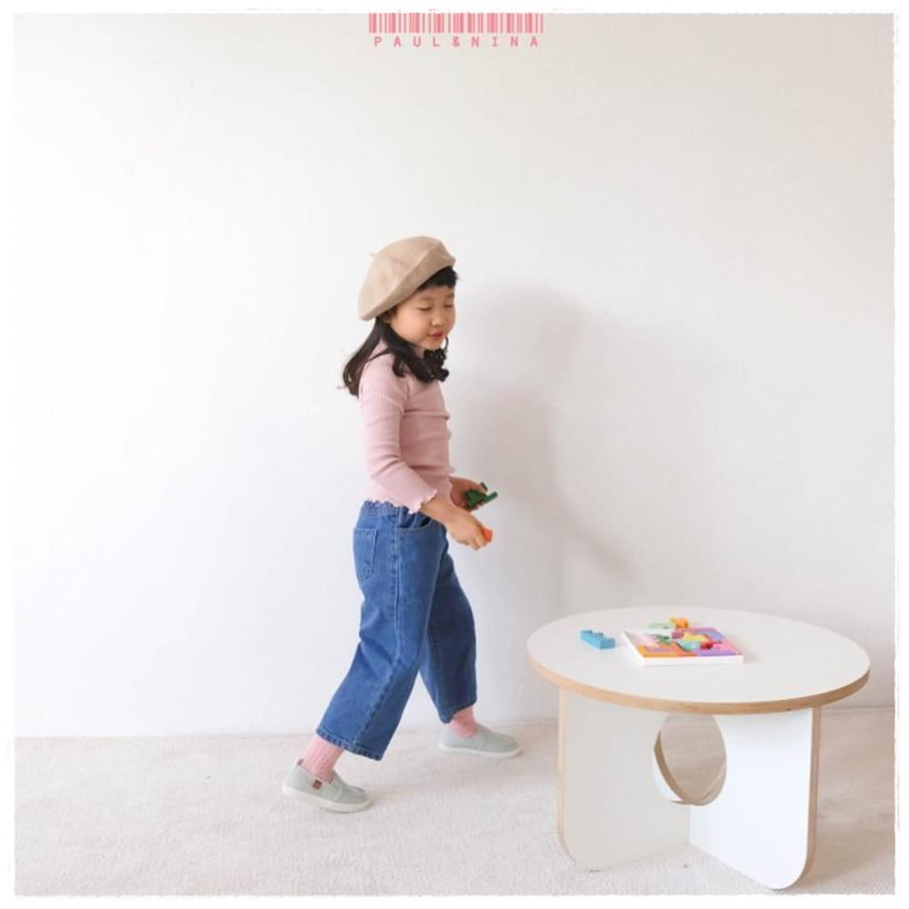 PAUL & NINA - Korean Children Fashion - #Kfashion4kids - Spring Rip Tee - 4