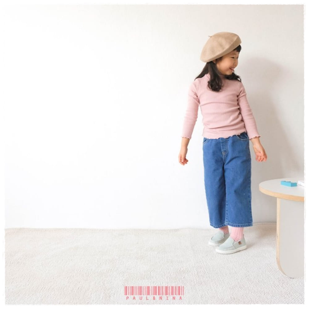 PAUL & NINA - Korean Children Fashion - #Kfashion4kids - Spring Rip Tee - 5