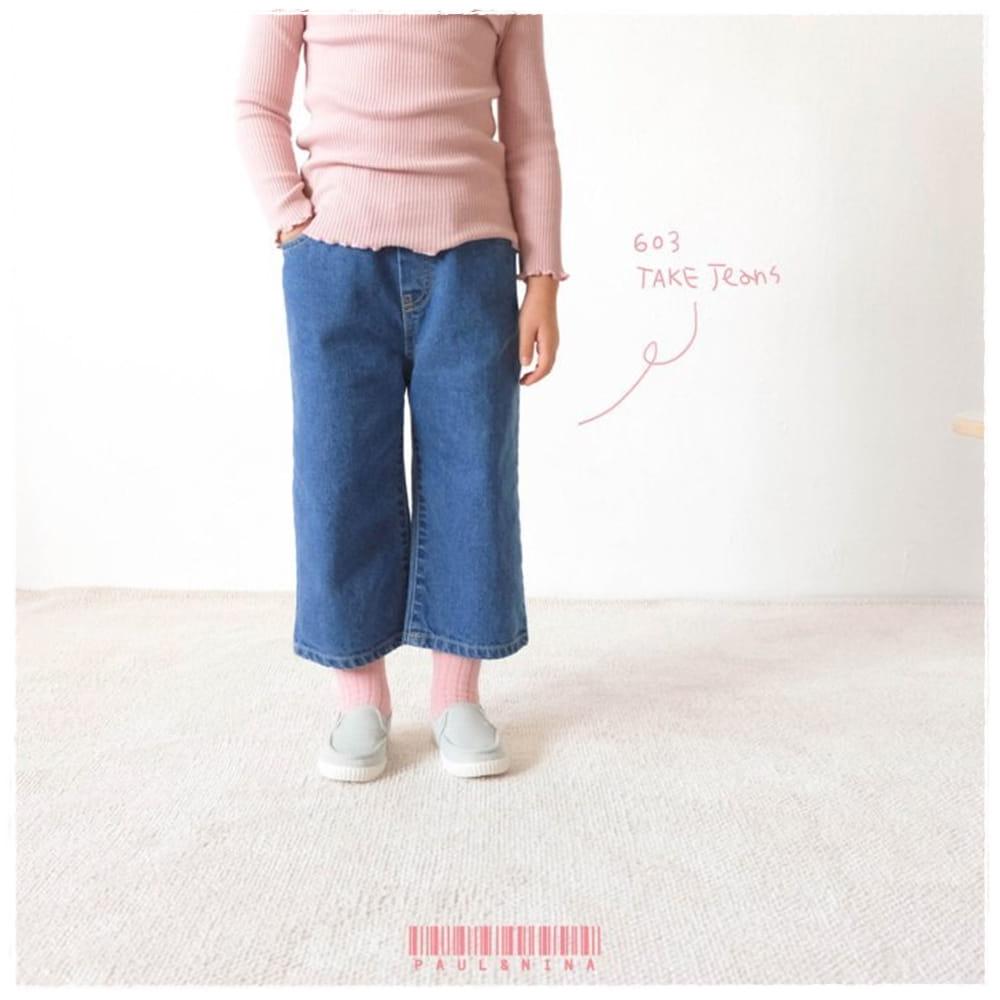 PAUL & NINA - Korean Children Fashion - #Kfashion4kids - Spring Rip Tee - 7