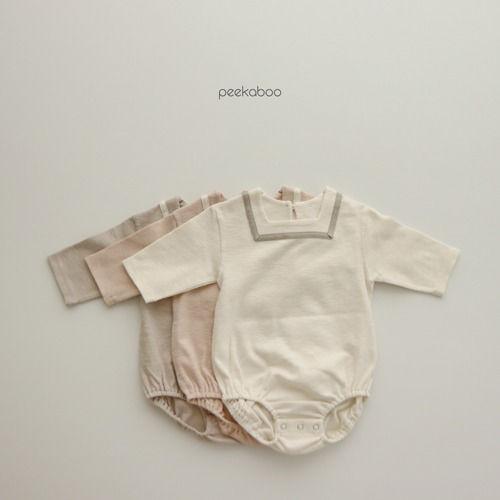 PEEKABOO - BRAND - Korean Children Fashion - #Kfashion4kids - Loah Bodysuit