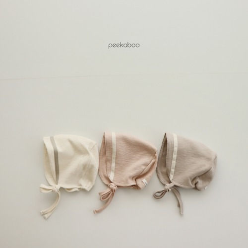 PEEKABOO - BRAND - Korean Children Fashion - #Kfashion4kids - Loah Bonnet