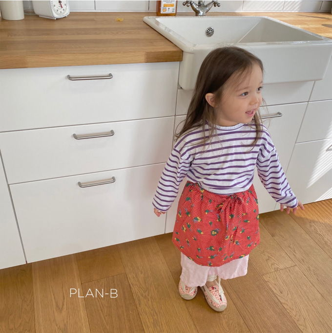 PLAN B - BRAND - Korean Children Fashion - #Kfashion4kids - Cooking Days Apron