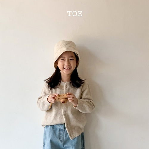 TOE - BRAND - Korean Children Fashion - #Kfashion4kids - Anderssen Cardigan