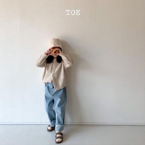 TOE - BRAND - Korean Children Fashion - #Kfashion4kids - TOE Pants