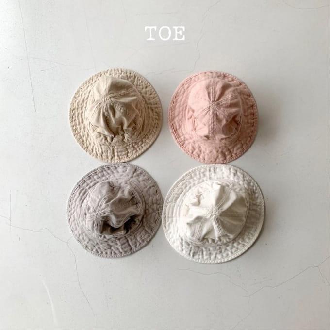 TOE - BRAND - Korean Children Fashion - #Kfashion4kids - Nizel Bucket Hat