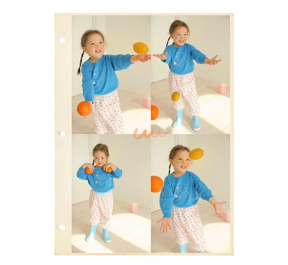 AMBER - Korean Children Fashion - #Kfashion4kids - Bear Pullover