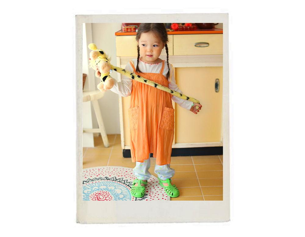 AMBER - Korean Children Fashion - #Kfashion4kids - Mom One-piece