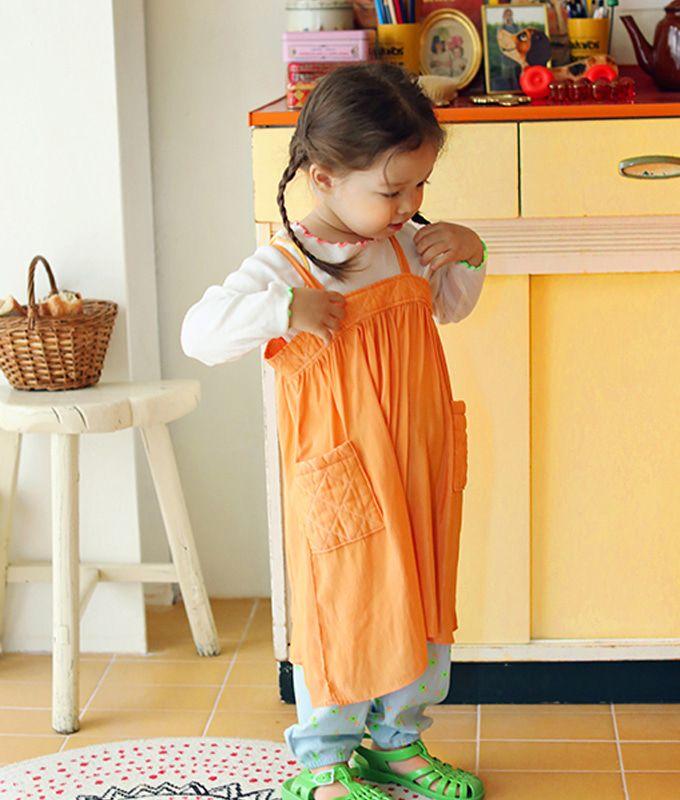 AMBER - BRAND - Korean Children Fashion - #Kfashion4kids - Mom One-piece