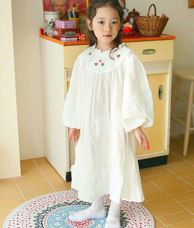 AMBER - BRAND - Korean Children Fashion - #Kfashion4kids - Loha One-piece