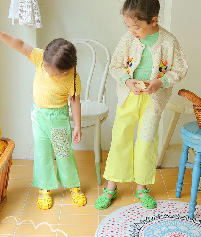 AMBER - BRAND - Korean Children Fashion - #Kfashion4kids - Coco Pants