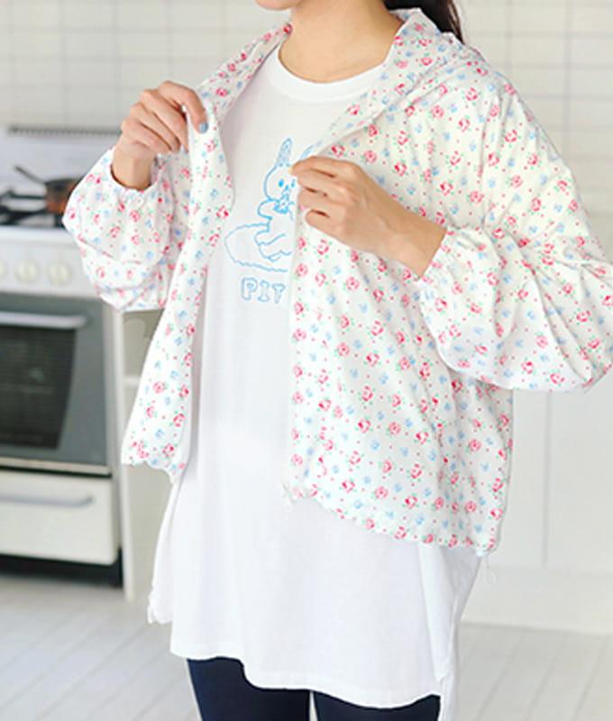 AMBER - BRAND - Korean Children Fashion - #Kfashion4kids - Mom Popo Hoody Zip-up
