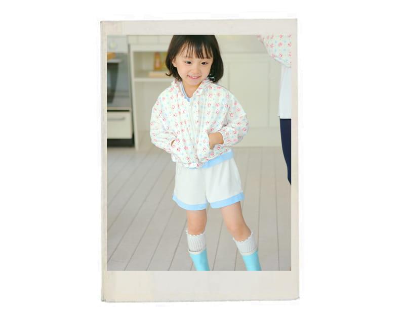 AMBER - Korean Children Fashion - #Kfashion4kids - Popo Hoody Zip-up