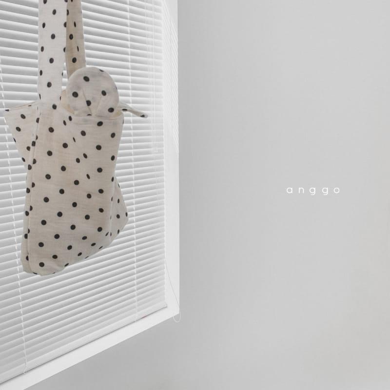 ANGGO - Korean Children Fashion - #Kfashion4kids - Lentils Dots Bag - 11