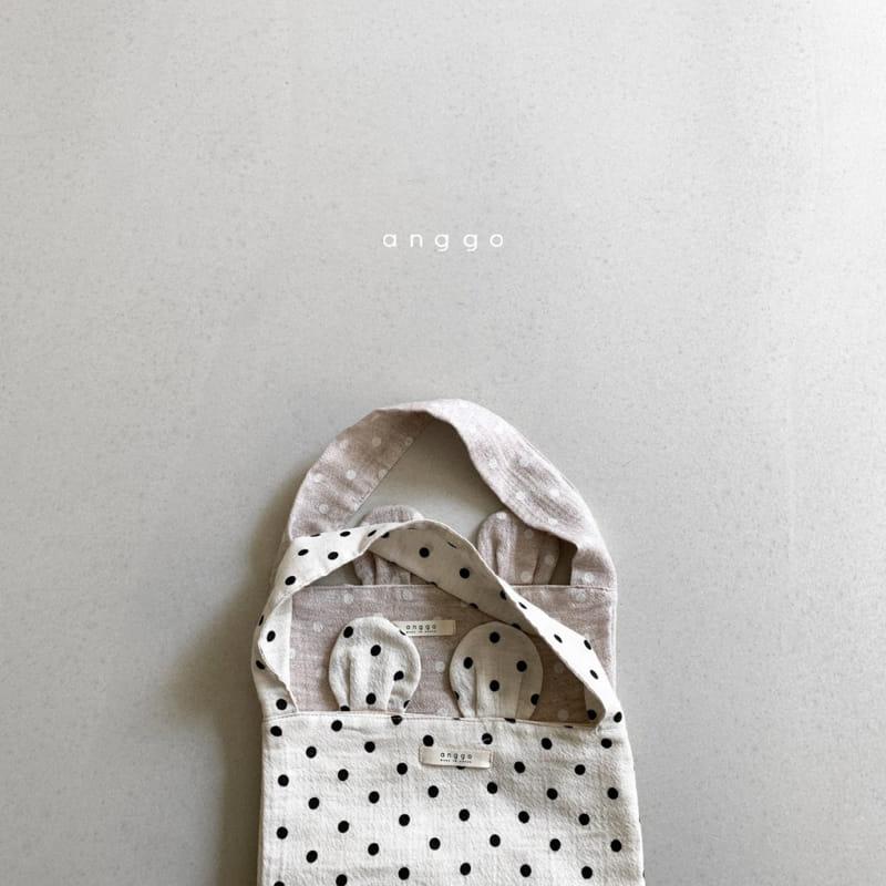 ANGGO - Korean Children Fashion - #Kfashion4kids - Lentils Dots Bag - 2