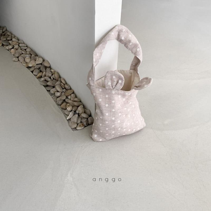 ANGGO - Korean Children Fashion - #Kfashion4kids - Lentils Dots Bag - 5