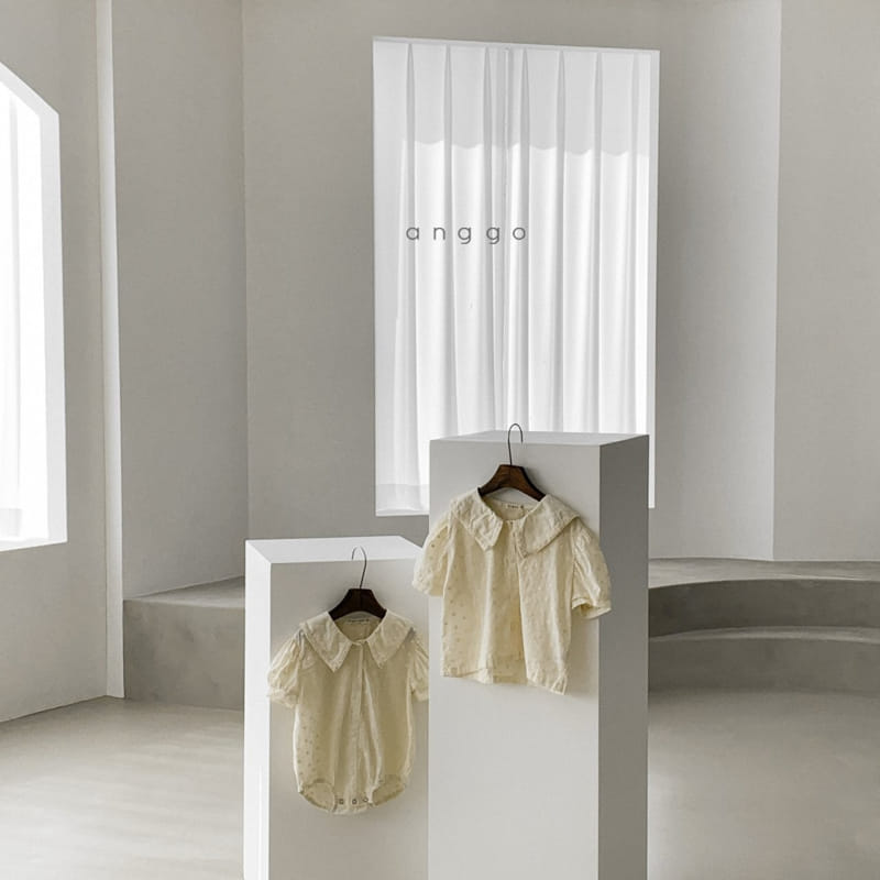 ANGGO - Korean Children Fashion - #Kfashion4kids - Baby Loshua Bodysuit - 10