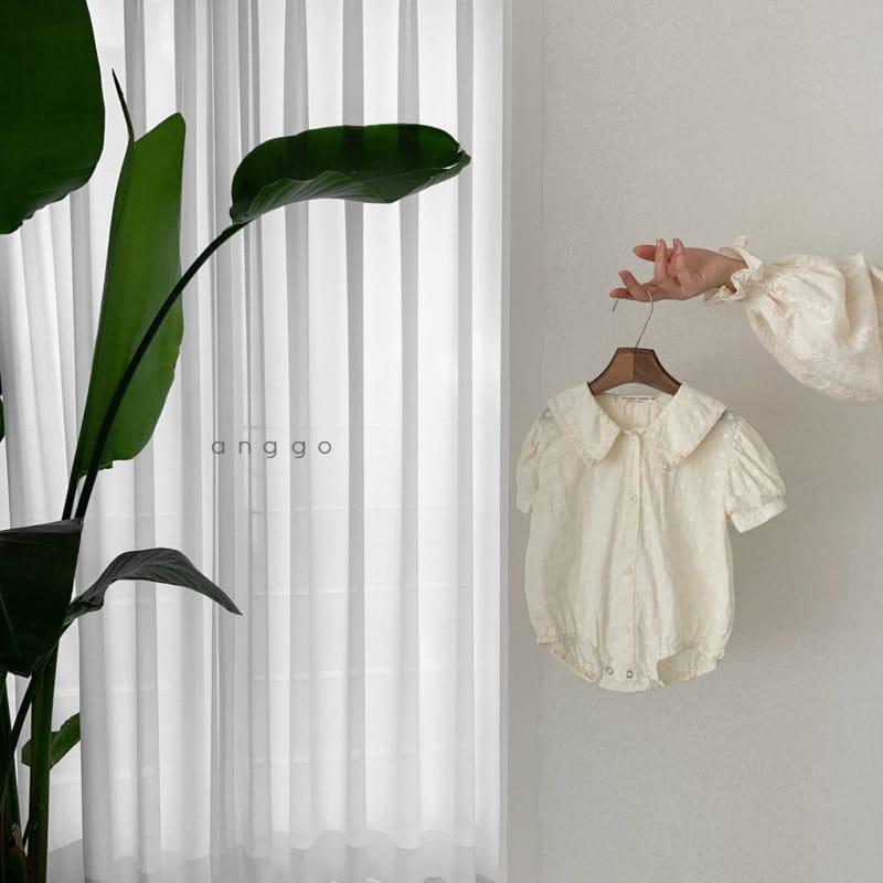 ANGGO - Korean Children Fashion - #Kfashion4kids - Baby Loshua Bodysuit - 12