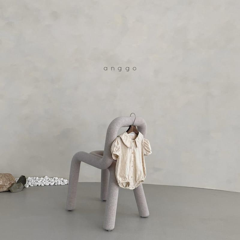 ANGGO - Korean Children Fashion - #Kfashion4kids - Baby Loshua Bodysuit - 7
