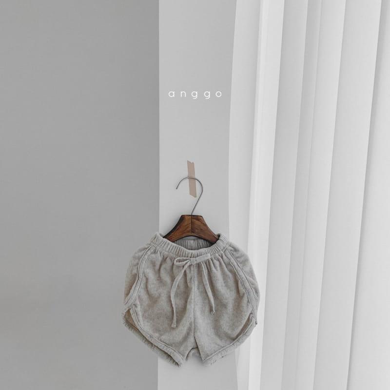 ANGGO - Korean Children Fashion - #Kfashion4kids - Coco Parm Shorts
