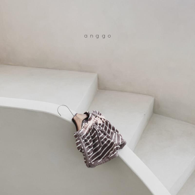 ANGGO - Korean Children Fashion - #Kfashion4kids - Coco Parm Shorts - 5