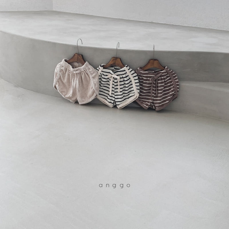 ANGGO - BRAND - Korean Children Fashion - #Kfashion4kids - Coco Parm Shorts